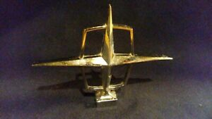 1961 1962 1963 1964 Lincoln Continental Hood Ornament