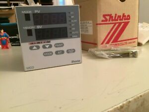 Shinko 1 4 Din Size Process Controller rs485 Serial Communications
