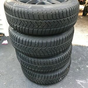 Bmw Winter Snow Tires And Wheels Sparco Pirelli