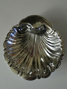 Vtg Tane Mexico Sterling Silver Fancy Candy Dish Footed 160g Not Scrap