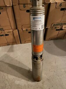 Goulds 5cs05422c 1 2hp Submersible Water Well Pump 230v
