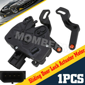 Rear Driver Right Sliding Door Lock Actuator For 2008 2019 Dodge Grand Caravan