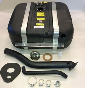 Jeepster Commando Gas Tank Side Fill Complete Kit