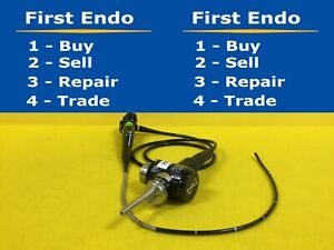Olympus Bf p180 Ped Bronchoscope Endoscope Endoscopy Need Repair 1113 s38 _