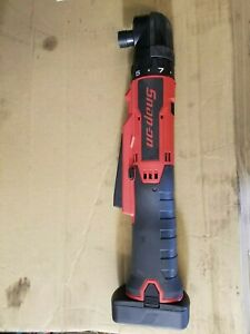 Snap On 14 4v 1 4 Microlithium Cordless Right Angle Screwdriver Ctsr761