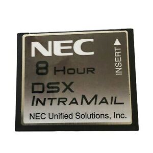 Nec Dsx 40 80 160 1091011 Intramail Voice Mail 4 Port 8 Hour Flash Voicemail