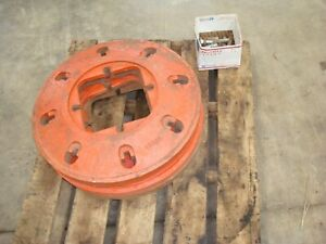 Case Tractor Rear Wheel Weights 4