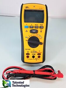 Ideal 61 797 Digital Insulation Meter