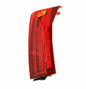 2013 2018 Cadillac Ats 4dr Sedan Led Tail Light Lamp Replacement Passenger Side
