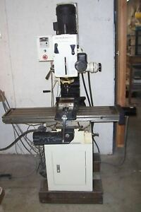 Micro Kinetics Cnc Express Xl Milling Machine 2010 With Tooling