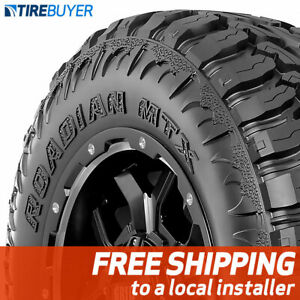 4 New Lt255 75r17 6 Ply Nexen Roadian Mtx Tires 111 108 Q