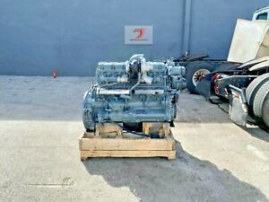 2006 Mack Ami Diesel Engine Serial 6b1247 Family 6mkxh11 9v65