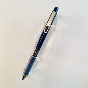 New Tul Retractable Pen Gel Metallic Blue Ink Limited Edition Med 0 8