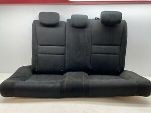 06 11 Honda Civic Si Coupe Rear Back Seat Set Seats Oem Oe Factory