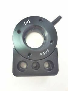 Newport new Focus 9401 Rotary Mount For 1 Polarizers wave Plates free Shipping