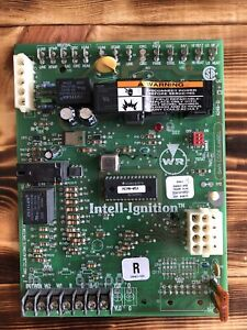 Trane White Rodgers 50m61 495 D341418p01 Cnt03077 Furnace Control Circuit Board