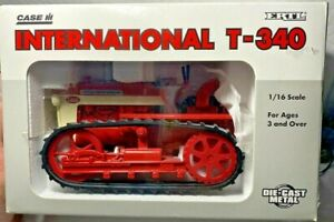 Ertl 1 16 International Crawler T 340 New Case Ih New Misb
