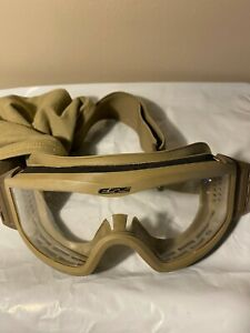 ESS Profile Series Goggles Ballistic Military Tactical Coyote $47.39