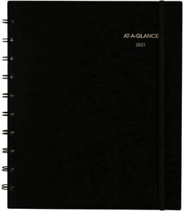 2021 At a glance 70 950e 05 Weekly monthly Planner 8 75 X 11 Move a page New