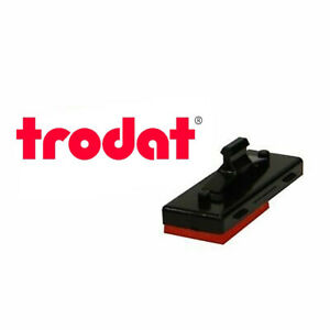 Trodat 5756 Automatic Numbering Machine Replacement Red Ink Pad