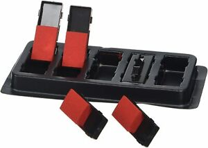 Trodat 5756 Automatic Numbering Machine Package Of 5 Replacement Red Ink Pads
