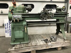 1980 s South Bend 13 X 40 Metal Lathe With Tooling Taper Attachment