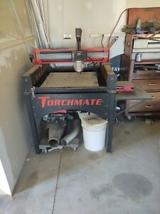 Torchmate 2x2 Cnc Router plasma Bench