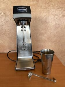 Hamilton Beach Commercial Milk Shake Mixer Maker Blender Machine 3 Speed