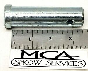 Western Fisher Snow Plow Cylinder Clevis Pin 1 X 3 1 2 6814 B314 93079
