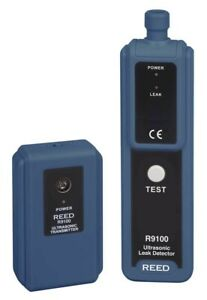 Reed Instruments R9100 Ultrasonic Leak Detector