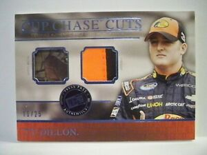 2015 Ty Dillon Press Pass Cup Chase Cuts $21.00