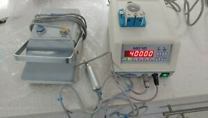 Nouvag Md 10 Dental Implant Motor Console With Motor