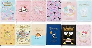 2021 Sanrio B6 Date Book Schedule Planner Notebook 12 Types Japan