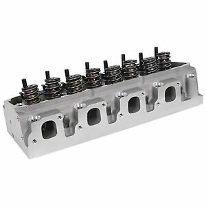 Trickflow Cylinder Head Sbf 351c m 400 225cc Intake 72cc Chambers 1 460 Valves