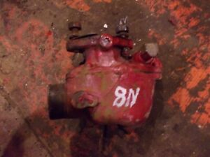 Ford 8n Tractor Marvel Schebler Carburetor Assembly