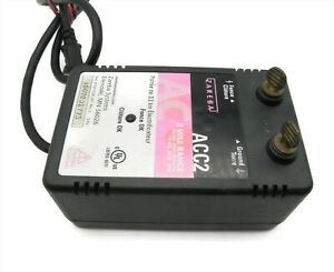 Zareba Acc2 Electric Fence Controller Tested Working Free Shipping