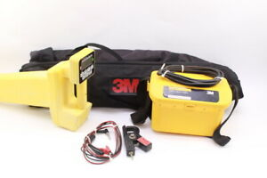 Dynatel 3m 2273 Cable Locator And Transmitter Cables Carrying Case