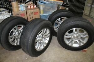 2019 Chevy Tahoe Wheels And Tires No Shipping Local Pickup Only