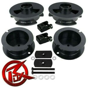 For 2014 2020 Dodge Ram 2500 Spring Spacers Suspension Lift Kit 3 5 F 2 5 R