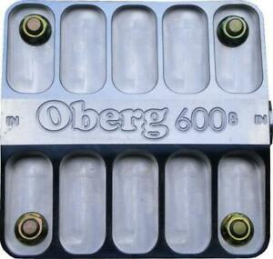 Oberg Filters Billet Filter 6in 115 micron 6115