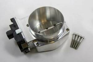 Nick Williams Electronic Drive by wire 112mm Throttle Body Lsx Ls3 Ls7 Polished