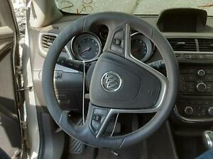 Black Steering Wheel With Cruise And Accessory Control Buick Encore 14 15 16