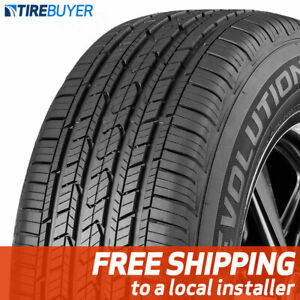 4 New 215 60r17 Cooper Evolution Tour Tires 96 T