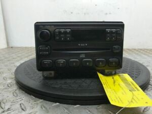 01 04 Ford Explorer And Mustang Radio Receiver Am fm cd Single Disc