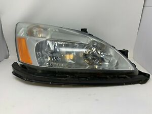 2003 2004 2005 2006 2007 Honda Accord Coupe Oem Rh Passenger Side Headlight