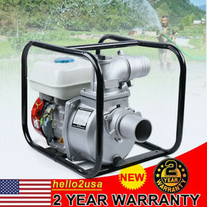 Petrol 4 stroke Water Pump Water Transfer Pump Engine For Irrigation Pool Usa