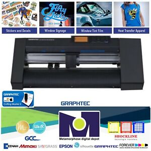 15 40cm graphtec Ce7000 40 Vinyl Cutter plotter 2 Yeas Warranty Free Shipping