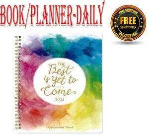 2021 Appointment Book planner daily Hourly Planner 8 x 10 weekly Appointment B