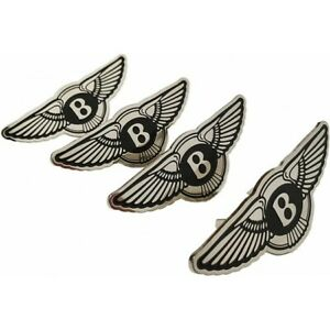 Seat Badges Logo Emblem Bentley Bentayga Continental Gt Flying Spur Mulsanne