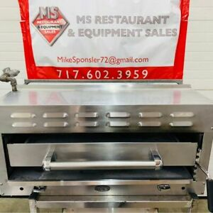 Dcs Rb 36 Infrared Salamander Broiler Cheese Melter Tested Working